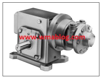 Gast Air Gear Motor 4AM-RV-75-GR20