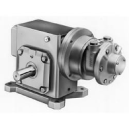 Gast 6AM-22A-GB40 Geared Air Motor