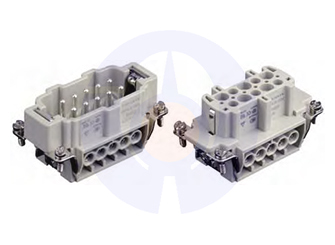 HDC Inserts HE.10.BU.S Sibas Connector