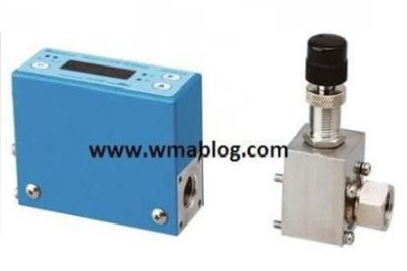 Kofloc 3810DS II Series Low–cost Mass Flow Meter with Display