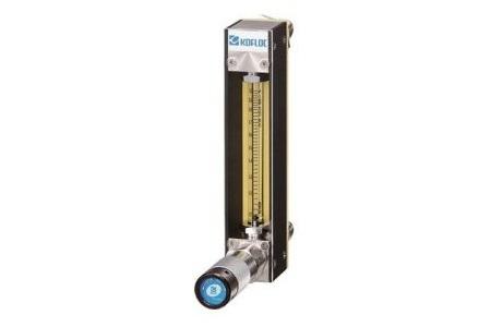 Kofloc RK1600R Series Purge Flow Meter With Needle Valve