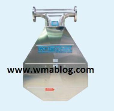 Coriolis Mass Flow Sensor Rheonik RHM80
