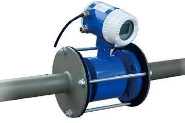 Prinsip Kerja Electromagnetic Flow Meter