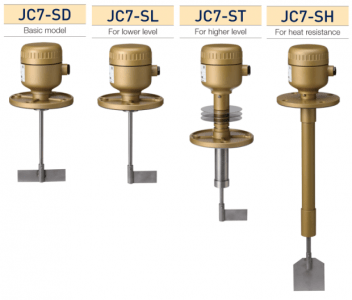 Parker Rotary Paddle Level switch