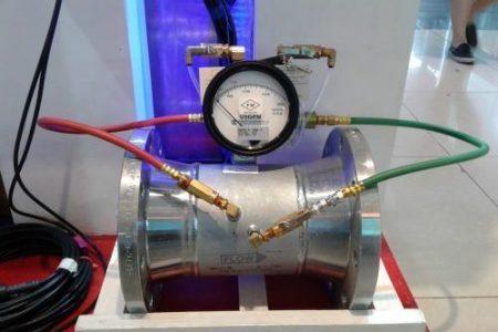 Flowmeter pompa pemadam Kebakaran Gerand USA