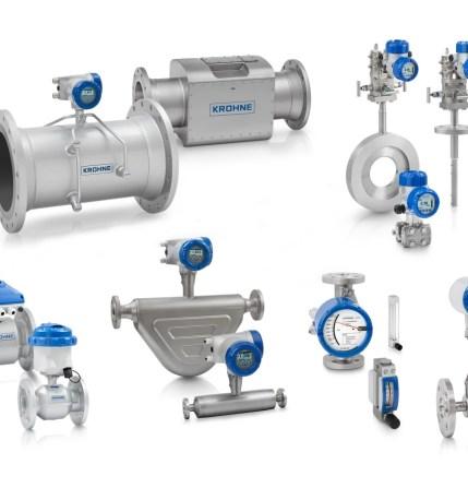 Krohne Flow Measurement Product