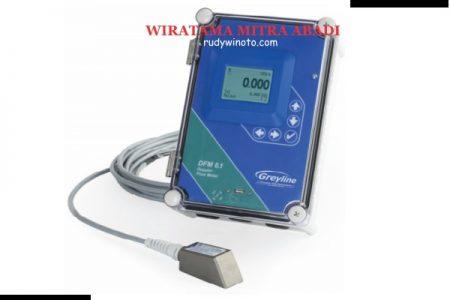 Greyline DFM 6.1 – Doppler Ultrasonic Flow Meter