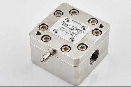 Digital Flow meter DGT 025SIH  Oval gear Sensor