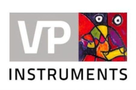 VP Instruments Compressed Air Flow Meter