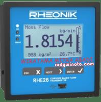 Rheonik RHE 26 Coriolis Mass Flow Transmitter