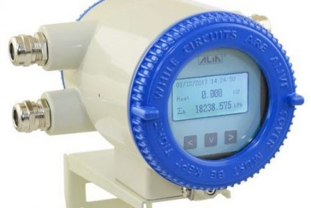 Electromagnetic Alia Flow Meter