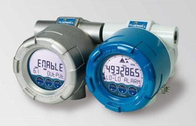 Fluidwell E series Flow Rate Indicators and totalizers