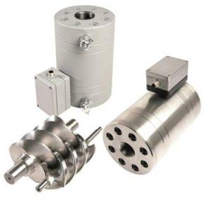 VSE RS Helical Flow Meter