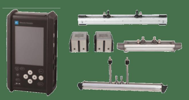 Fuji FSC Portable Ultrasonic FLow Meter