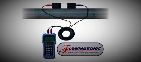 Ultrasonic Portable flow meter flowmasonic wuf100J
