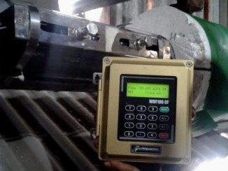 flow meter ultrasonic clamp on