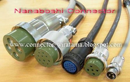 Nanaboshi Electrical Connector