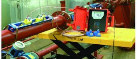 Jain Xonic 100P Portable Ultrasonic Flow Meter