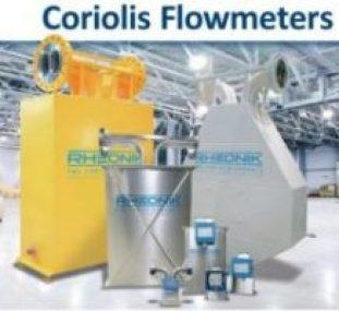 Mass Flow Meter Coriolis