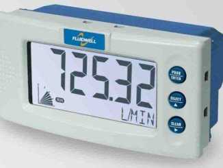 Fluidwell d010 Flow Rate Indicator Panel Mount