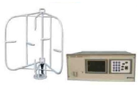 Sonic DA-700 Ultrasonic Anemometer Thermometer 3-D