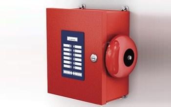 Firetrol FTA200A Alarm Panel