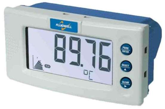 Fluidwell D040 Temperature Indicator