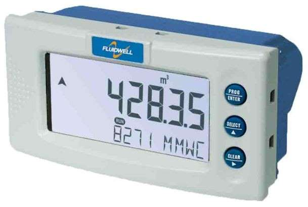 Fluidwell D077 DIN Panel Mount Level Monitoring