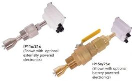 Seametrics IP100-200 and IP150-250
