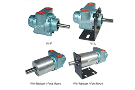 V1 (1AM) Series Tonson Air Motor