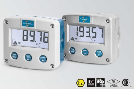 Fluidwell F040 Intrinsically Safe – Temperature Indicator