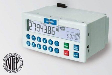 Fluidwell N410 DIN Panel mount – Batch Controller