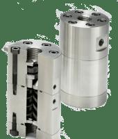 Helical Gear Flow Meter SRZ Series AW Lake