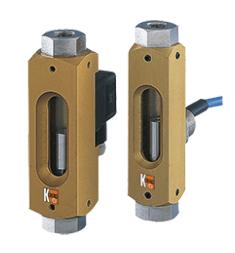 KSR/SVN Kobold Variable Area-Low Volume-Flow Switch