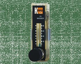 Kobold KSV Variable Area Flowmeter-Plastic-Low Flow