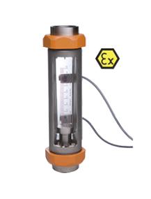 Kobold V31 Variable Area Flow Meter/Switch