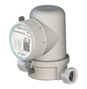 Domestic Gas Meter HORN energoflow