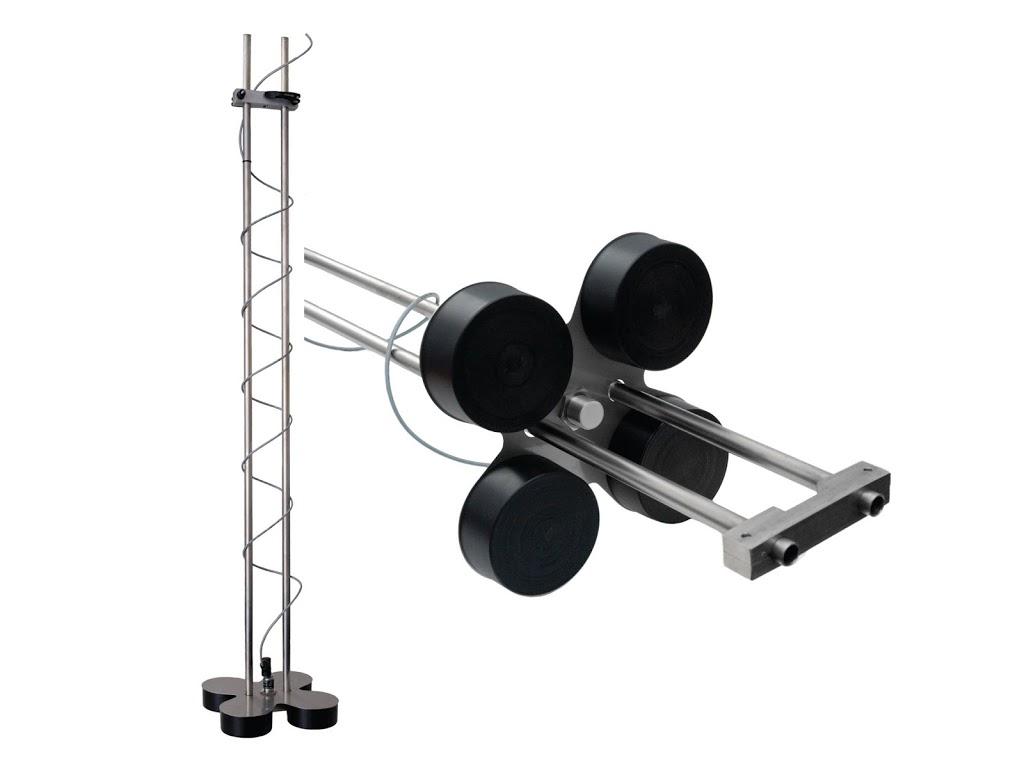 FS-4 Petroleum leakage float system, Dinel-Flow Meter