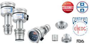 Flush-mounted Pressure Transmitter and Switch PiezoSwitchPS Type