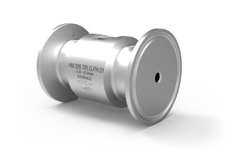 Kem Kuppers HM TRI Turbine Flow Meter