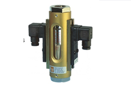 Kobold DSV Float Flow Meter and Switches