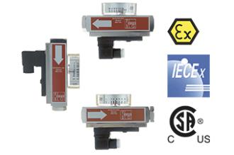 Kobold SMO and SMW Displacer Flowmeter / Switch