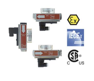 Kobold SMO Displacer Flowmeter Switch