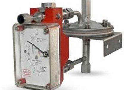 Heinrichs KDS-R Variable Area Flow Meter