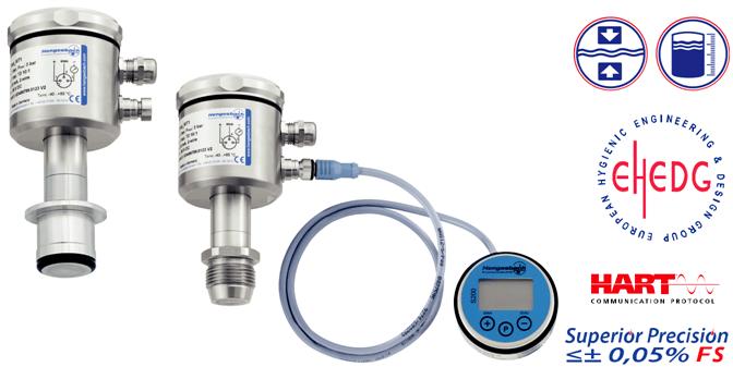 Hengesbach Pressure and Level Transmitter PZM/VRM 200/201