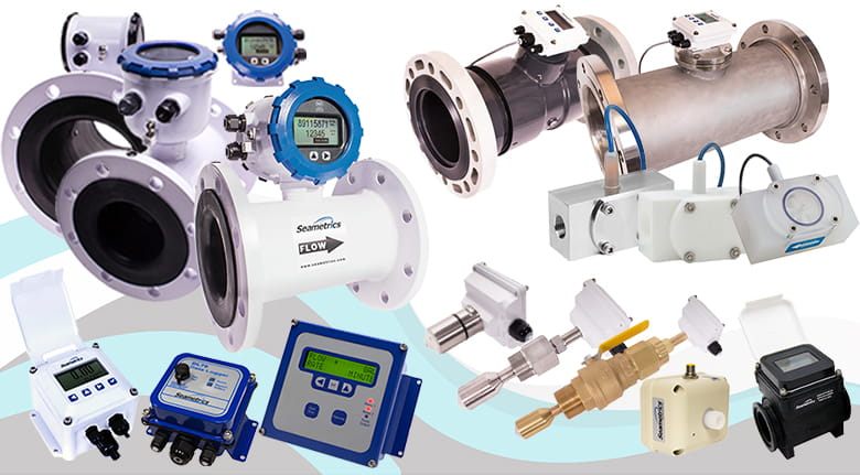 Seametrics Flow Metering