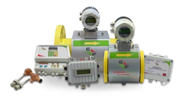 Ultrasonic Gas Flow Meters Energoflow