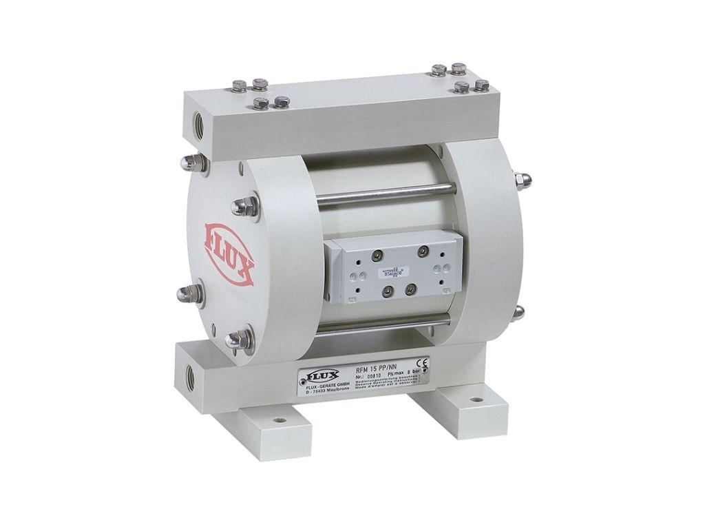 Flux Air-Operated Diaphragm Pumps RFM/RFML 15