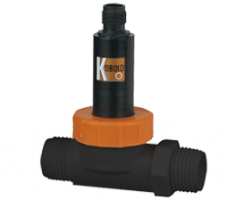 Kobold DPL Rotating Vane Flowmeters