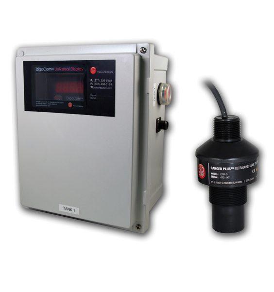 ChannelFlo™ UOCM, Flocorp-Ultrasonic Open Channel Flow Meter